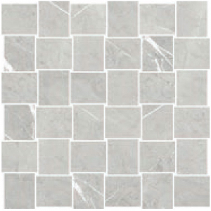 Beatris Light Grey Mosaic 29,7×29,7